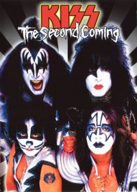Cover KISS - The Second Coming [DVD]
